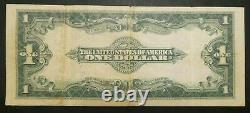 1923 $1 One Dollar Red Seal Legal Tender Large Size US Note Bill Currency