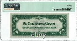 1934A $1000 Chicago ONE THOUSAND DOLLAR BILL PMG Graded 35 G00232751A