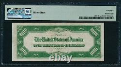 1934 $1000 One Thousand Dollar Bill Currency Cash Note Money PMG EF 45