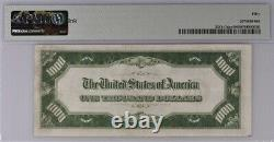 1934 Chicago $1000 One Thousand Dollar Bill Federal Reserve Note 500 PMG 50 AU