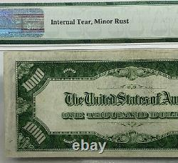1934 Chicago $1000 One Thousand Dollar Bill Federal Reserve Note PMG VF 25