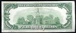 1950-a $100 One Hundred Dollars Star Frn Federal Reserve Note Richmond, Va