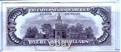 1963-A $100 One Hundred Dollar Bill Federal Reserve Bank Note Vintage 034