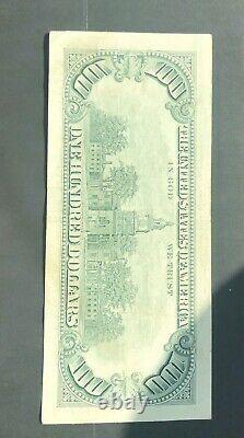 1990 (i) Federal Reserve Note One Hundred Dollar Bil