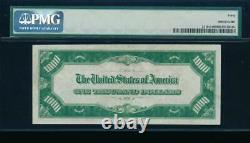AC 1928 $1000 Richmond ONE THOUSAND DOLLAR BILL PMG 40