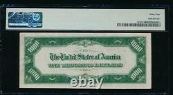 AC 1934A $1000 Atlanta ONE THOUSAND DOLLAR BILL PMG 64