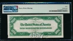 AC 1934A $1000 Chicago ONE THOUSAND DOLLAR BILL PMG 40 comment
