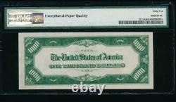 AC 1934A $1000 Chicago ONE THOUSAND DOLLAR BILL PMG 65 EPQ GEM UNCIRCULATED