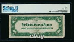 AC 1934A $1000 Kansas City ONE THOUSAND DOLLAR BILL PMG 30
