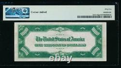 AC 1934 $1000 Boston ONE THOUSAND DOLLAR BILL PMG 55 comment