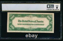AC 1934 $1000 Chicago ONE THOUSAND DOLLAR BILL PCGS 35