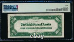 AC 1934 $1000 Chicago ONE THOUSAND DOLLAR BILL PMG 30