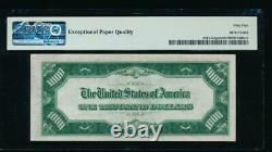 AC 1934 $1000 Chicago ONE THOUSAND DOLLAR BILL PMG 55 EPQ