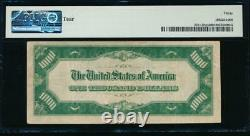 AC 1934 $1000 Cleveland LGS ONE THOUSAND DOLLAR BILL PMG 30 comment