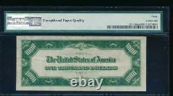 AC 1934 $1000 Minneapolis ONE THOUSAND DOLLAR BILL PMG 30 EPQ