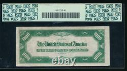 AC 1934 $1000 Philadelphia LGS ONE THOUSAND DOLLAR BILL PCGS 35