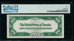 AC 1934 $1000 San Francisco LGS ONE THOUSAND DOLLAR BILL PMG 40