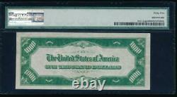 AC 1934 $1000 San Francisco LGS ONE THOUSAND DOLLAR BILL PMG 45
