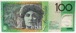 Australia 1998. $100. One Hundred Dollar Banknote. Last Prefix. Cf 98 Rare