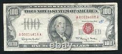 Fr. 1550 1966 $100 One Hundred Dollars Legal Tender United States Note (c)