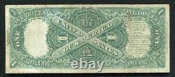 Fr. 30 1880 $1 One Dollar Legal Tender United States Note Very Fine