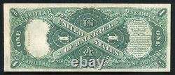 Fr. 38 1917 $1 One Dollar Legal Tender United States Note Extremely Fine
