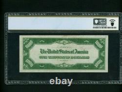 Kansas City 1934 $1000 ONE THOUSAND DOLLAR Bill Note Fr. 2211-J PCGS 62 UNC