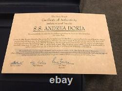 SS Andrea Doria Shipwreck $1 One Dollar Silver Certificate US Note PCGS C Grade