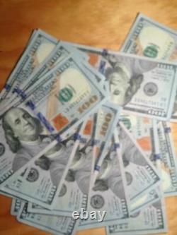 100 $ Cash (1) Série De Billets D'une Centaine De Dollars 2009 2013 2017, Cheapest Sur Ebay