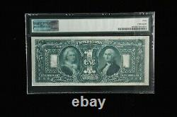1896 $1 Dollar Educational Note Silver Certificate Pmg Ef40 /m5