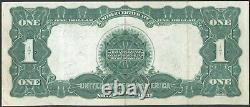 1899 $ 1 Dollar Black Eagle Certificat En Argent Note Fr#235