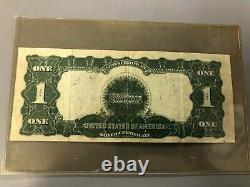 1899 Série $1 One Dollar Silver Certificate Billet De Grande Taille