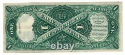 1917 $1 Grande Taille U.s. Legal Tender Note One Dollar Red Seal Bill Amazing