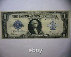 1923 $ 1 Dollar De Couverture De Cheval Argent Certificat De Grande Taille Note Hi-grade
