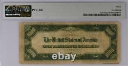 1928 Richmond 1000 $ Projet De Loi De 1 000 $ Réserve Fédérale Note 500 Pmg 15