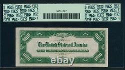 1934a 1000 $ Billet D'un Millier De Dollars Devise Encaisse Note Argent Pcgs Au 55