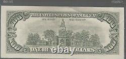 1985 (e) 100 $ Un Cent Dollars Bill Federal Reserve Note Richmond Vieille Monnaie