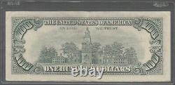 1990 (l) 100 $ Un Cent Dollars Bill Federal Reserve Note San Francisco Vintage