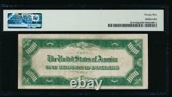 Ac 1928 1000 $ Chicago One MILL Dollar Bill Pmg 25