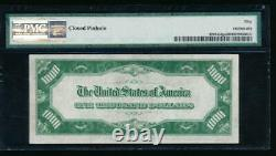 Ac 1928 $1000 Chicago One Thousand Dollar Bill Pmg 50 Commentaire