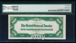 Ac 1928 $1000 Saint Louis One Thousand Dollar Bill Pmg 58