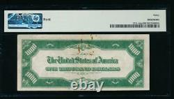 Ac 1934 1000 $ Boston Lgs One MILL Dollar Bill Pmg 30 Commentaire
