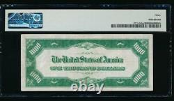 Ac 1934 1000 $ Chicago One MILL Dollar Bill Pmg 30