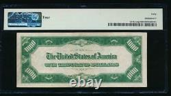 Ac 1934 1000 $ Chicago One MILL Dollar Bill Pmg 40 Commentaire