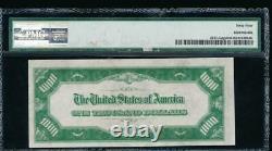 Ac 1934 1000 $ Chicago One MILL Dollar Bill Pmg 64 Non Circulé