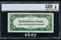 Ac 1934 1000 $ Chicago One Milland Dollar Bill Pcgs 30