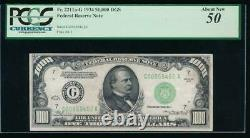 Ac 1934 $1000 Chicago One Thousand Dollar Bill Pcgs 50 Commentaire