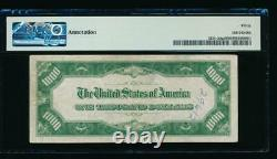 Ac 1934 $1000 Chicago One Thousand Dollar Bill Pmg 30 Commentaire
