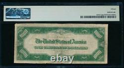 Ac 1934 1000 $ Chicago Un Millier Dollar Pmg 15