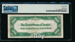 Ac 1934 1000 $ Kansas City Une Mille Dollar Bill Pmg 25